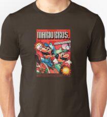 Mario Bros - Nintendo Unisex T-Shirt