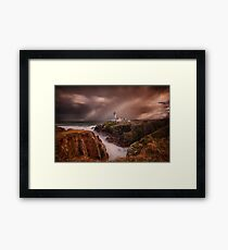 Wild Donegal Framed Print