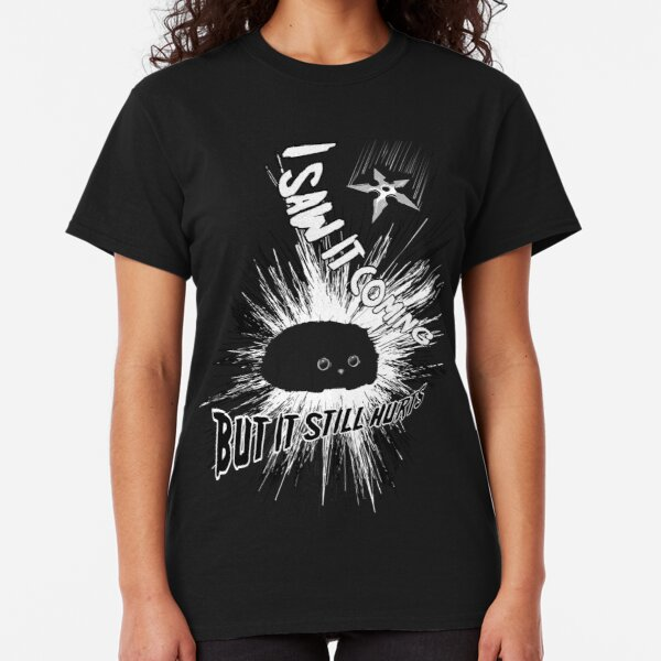 Flat Cat Classic T-Shirt