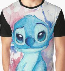A blast of Stitch Graphic T-Shirt