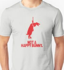 Not a Happy Bunny Unisex T-Shirt