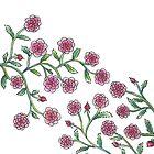Stylised Climbing Roses by CarolineLembke