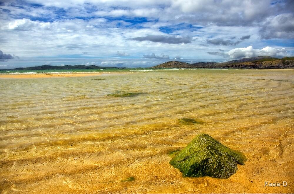 Harris: Clear Waters by Kasia-D