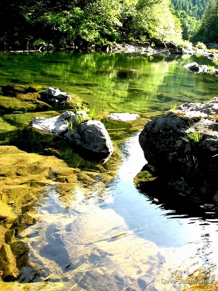 Chrystalline Waters by Dave Sandersfeld