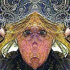 Mirabella H. Lugubrious (Art & Poetry) by Rhonda Strickland