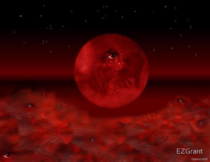 Red Eye by EZGrant