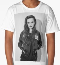 katherine langford 13rw Long T-Shirt