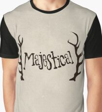 Hunt for the Majestical Graphic T-Shirt