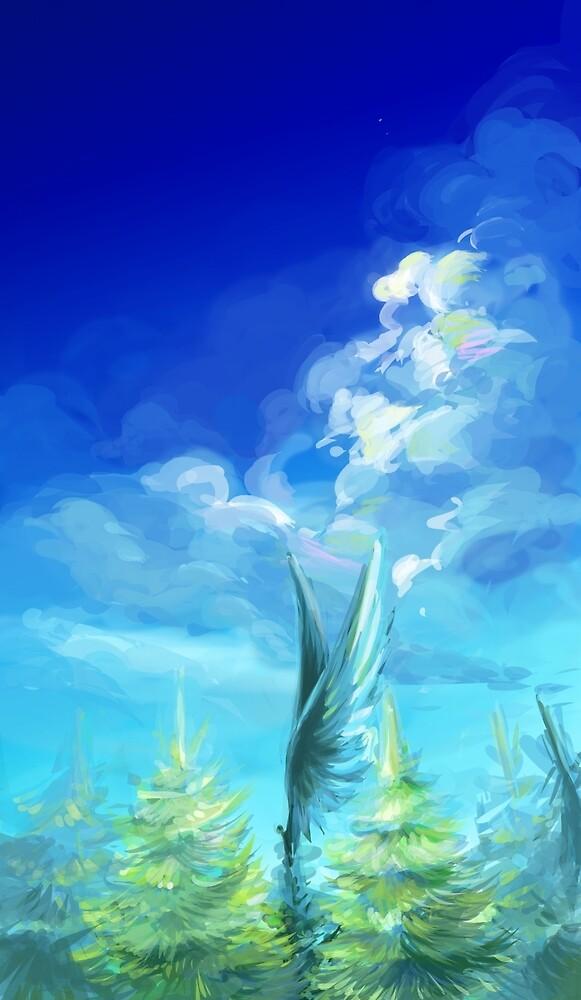 angel by Lina Nguyen