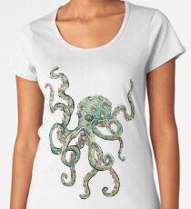 Octopus Women's Premium T-Shirt