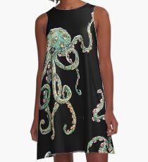 Octopus A-Line Dress