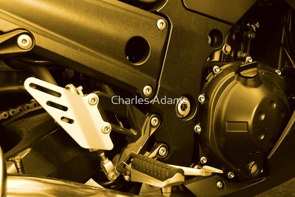 Mechanical Harmony by Charles Adams