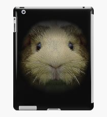 Brave But Worried Guinea Pig  iPad Case/Skin