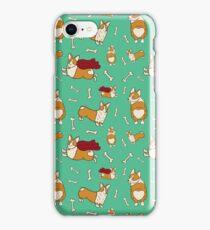 Cute Corgies iPhone Case/Skin