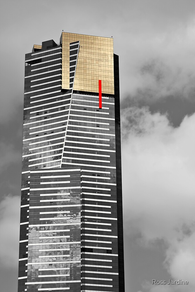 Eureka Tower 2 by Ross Jardine