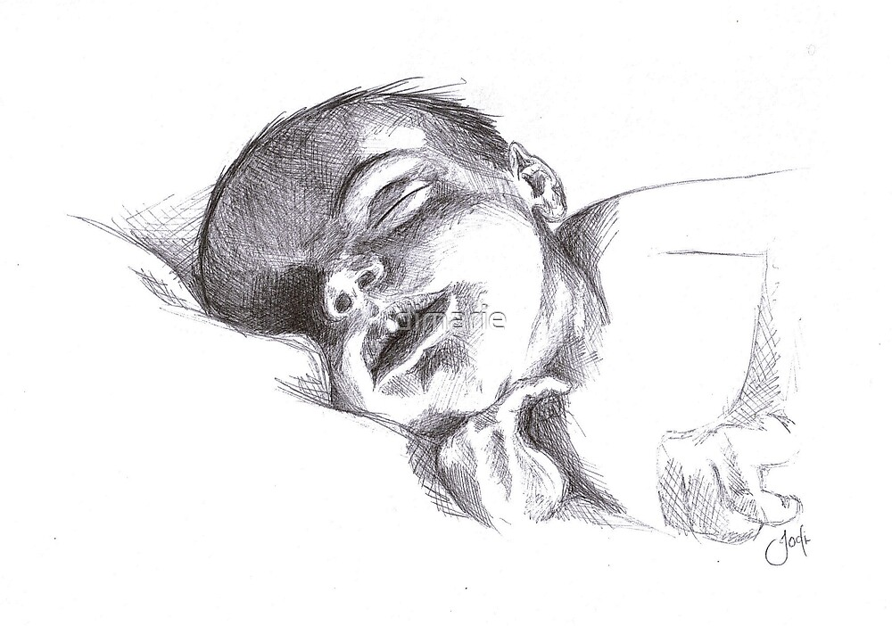 My daughter Zafyre, New to the World by dimarie