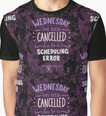 Wednesday Graphic T-Shirt