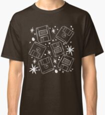 Floppy Disk 1.0 Classic T-Shirt