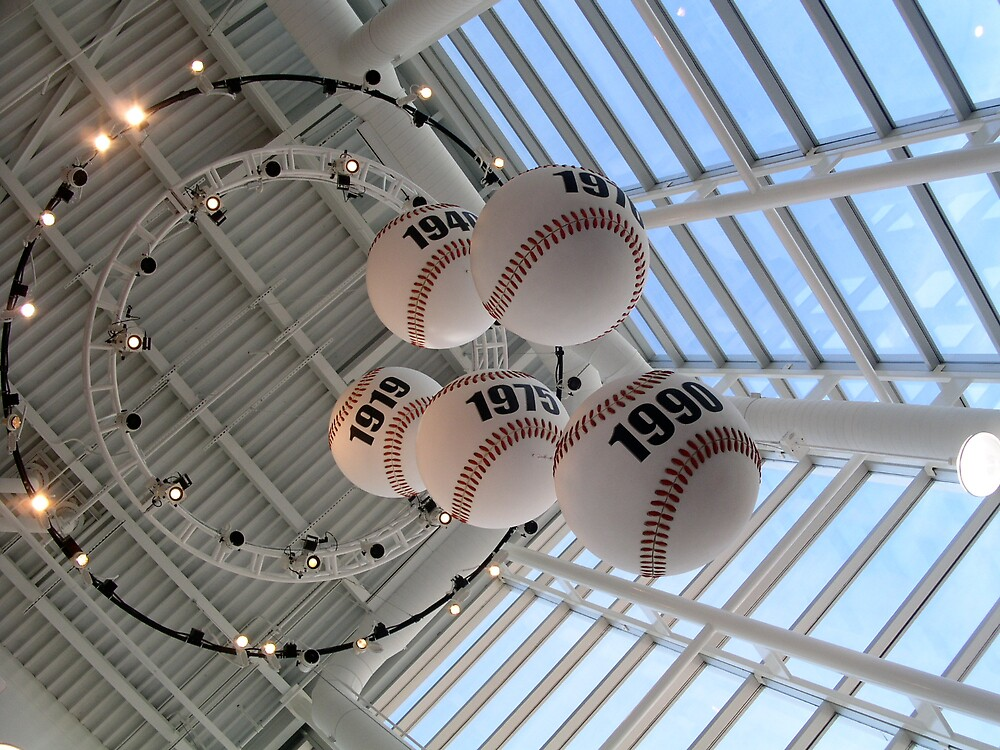 Hanging With the Cincinnati Reds by Emily Allison