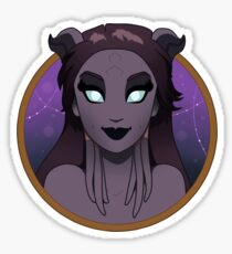 Draenei Shaman Sticker