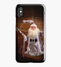 Jolly Old Saint Nicholas iPhone Case/Skin