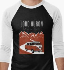 Mymrudd - LORD HURON STRANGE TRAILS Men's Baseball ¾ T-Shirt