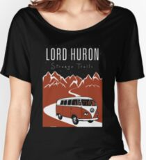 Mymrudd - LORD HURON STRANGE TRAILS Women's Relaxed Fit T-Shirt