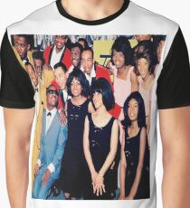 The Best Of Motown Graphic T-Shirt