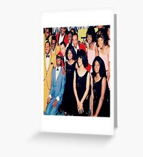 The Best Of Motown Greeting Card