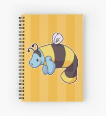 Manabee Spiral Notebook