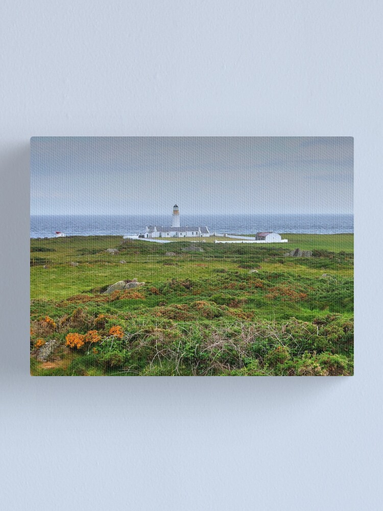 Alternate view of The Lighthouse Canvas Print