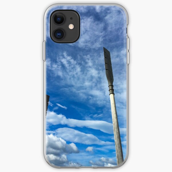 Giant Oars iPhone Soft Case