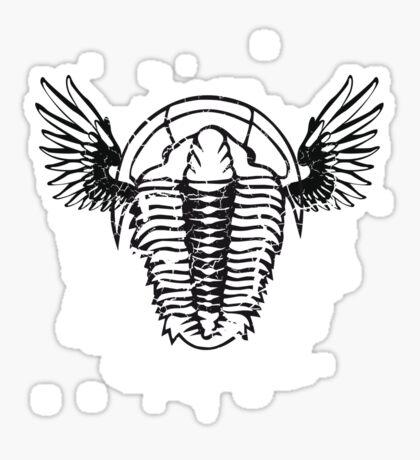 Trilobyte Sticker