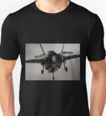 The working end of the F-35 Unisex T-Shirt