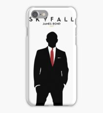 James Bond - Daniel Craig iPhone Case/Skin