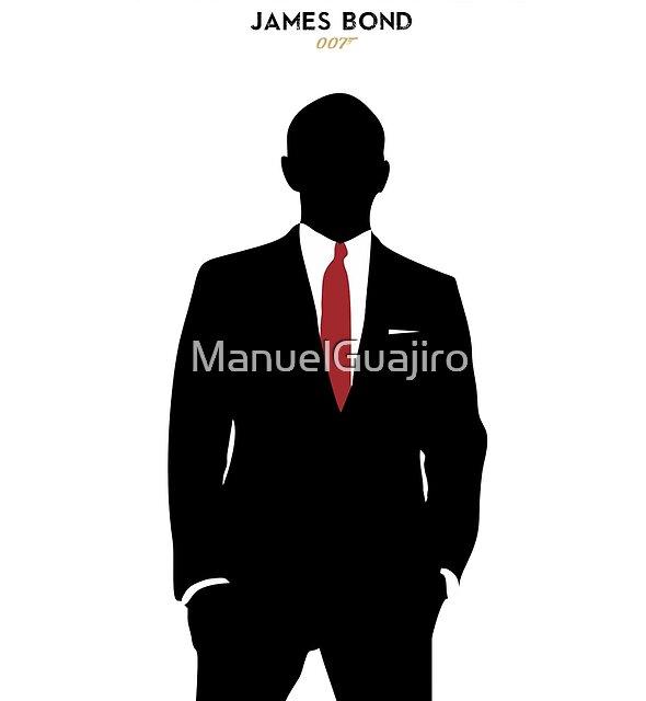 «James Bond - Daniel Craig» de ManuelGuajiro