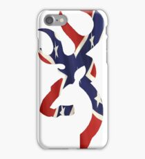 Browning- Confederate iPhone Case/Skin