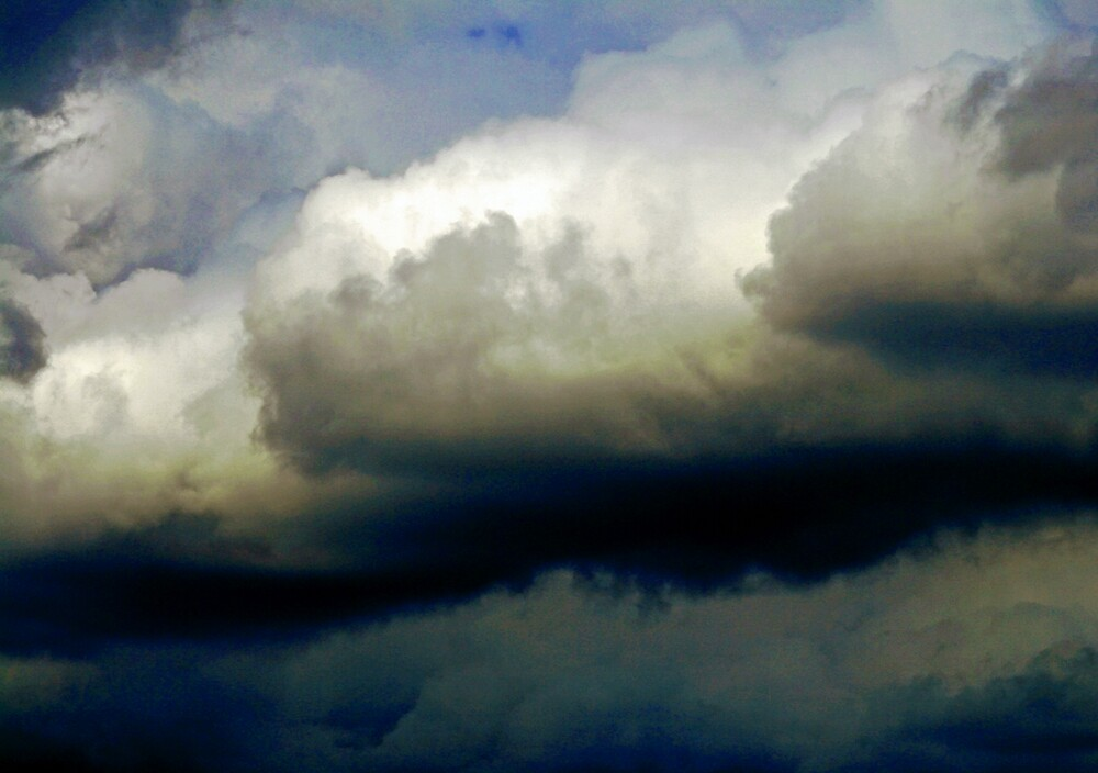 Storm Clouds Forming by Swede