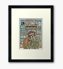 And They Still Love Each Other... Framed Print