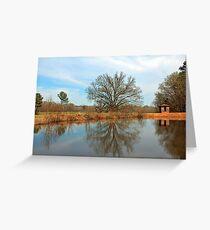 Natural Light Greeting Card