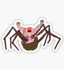 The Crab Thing Sticker