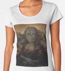 Mona Pepe Smile Women's Premium T-Shirt