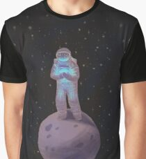 Space Oddity - Starman Graphic T-Shirt