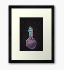 Space Oddity - Starman Framed Print