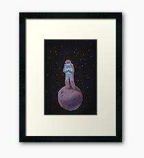 Space Oddity - Starman Framed Print