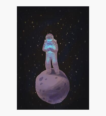 Space Oddity - Starman Photographic Print