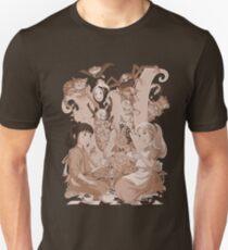Wonderlands (monochrome version) Unisex T-Shirt