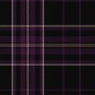 Midnight glen Tartan  by Detnecs2013