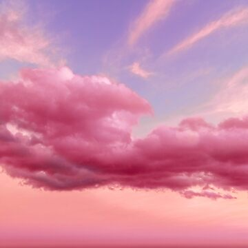 Cotton Candy Sky by Chari-ot