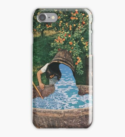 Saving the Ocean iPhone Case/Skin